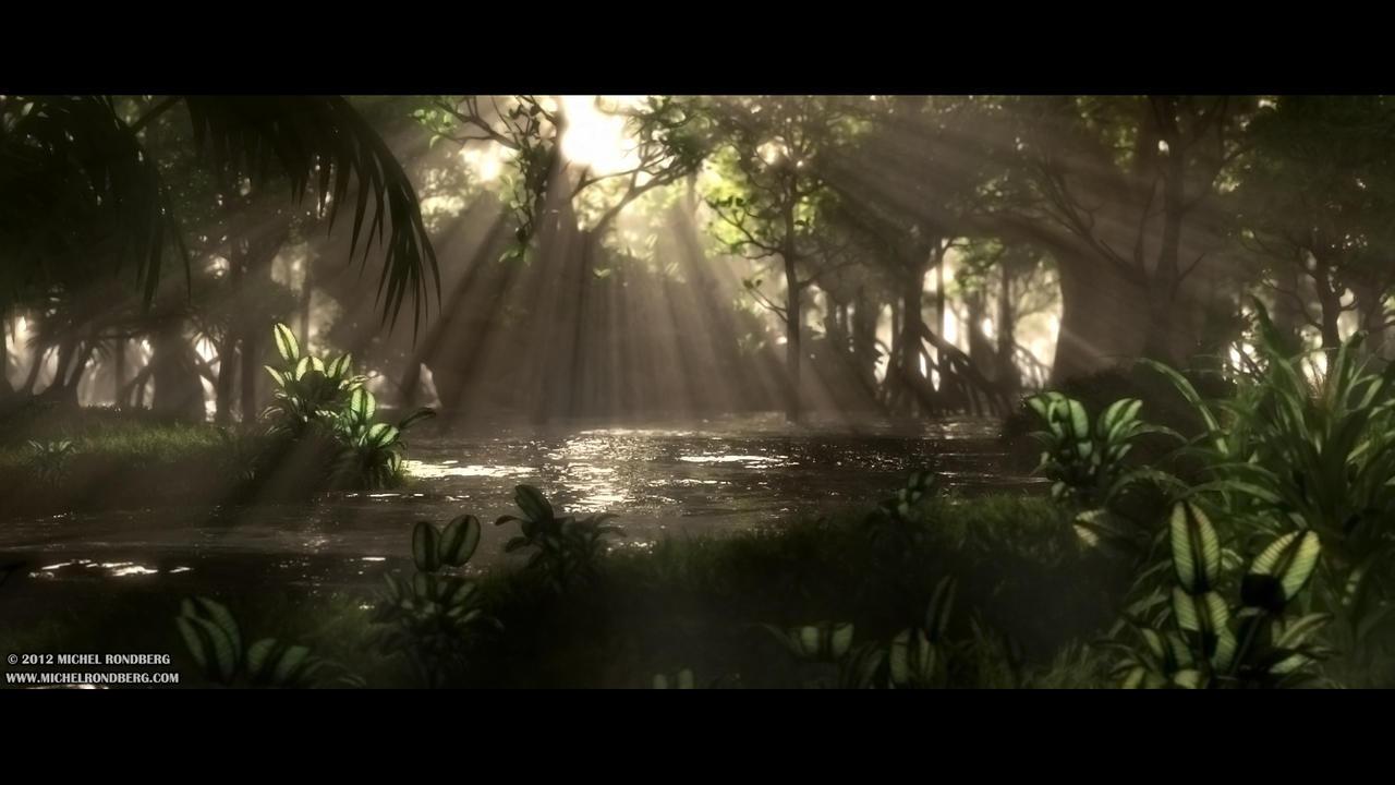 Deep Swamp 2