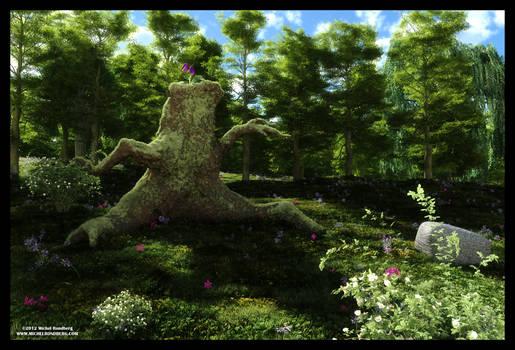 The Groovy Tree