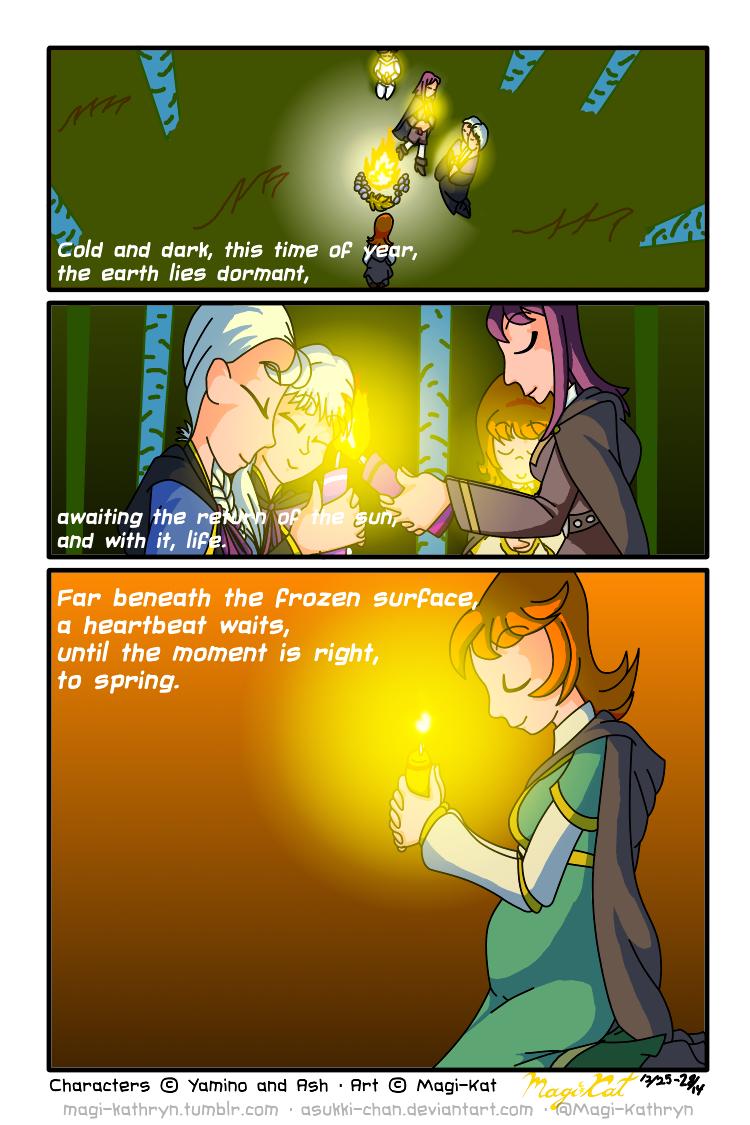 [SC Guest Comic] Prayer
