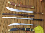 Sword Collection Begins