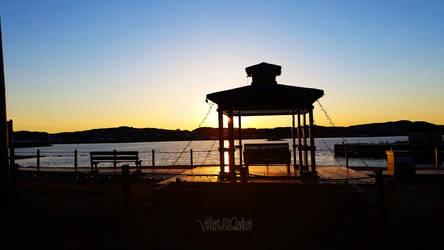 Twillingate Sunset by Velvet87