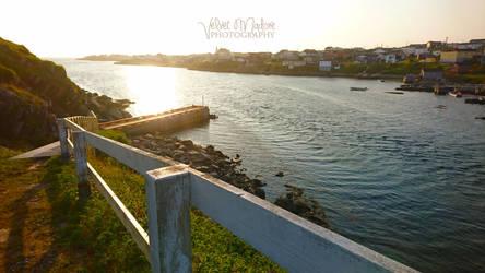 Lighthouse Island by Velvet87