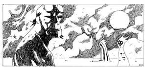 Hellboy 2 by Rorkas