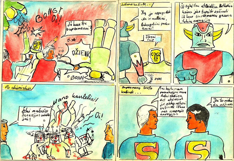 Superman by Rorkas