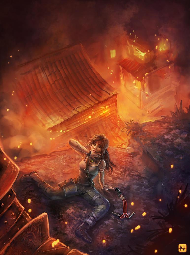 Tomb Raider Reborn by MartinNH