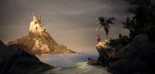 Pirates V2 by MartinNH