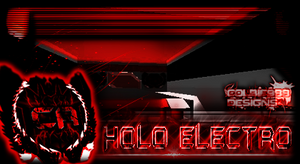 CA Holo Electro Thumbnail