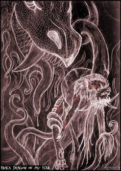 Black Dragon of my Soul