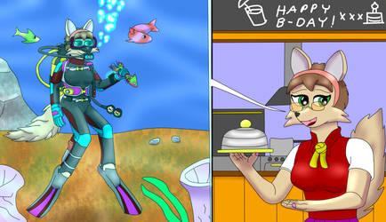 Happy birthday Chef Cheiro by Suomipoika11