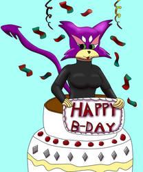 Happy Birthday kuby64
