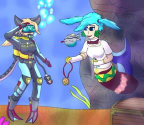 Mermay - Justice for mermaids