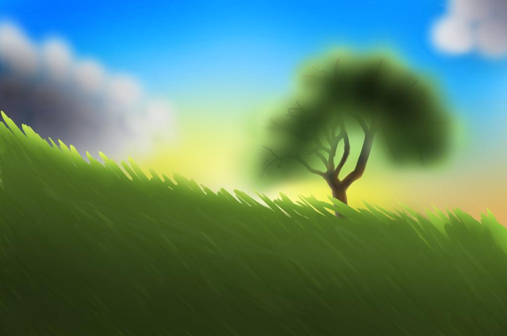 Tree by 3mburrHunturr