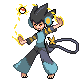 Luxray Cosplay Pokemon Trainer by Malachyte-Eye