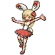 Spinda Cosplay Trainer by Malachyte-Eye