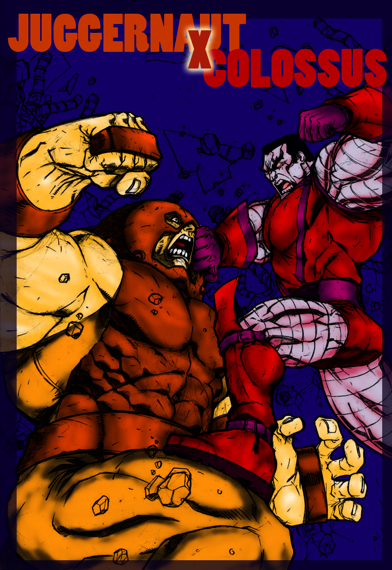 juggernaut vs colossus bing images