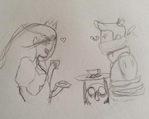 Tea Time! by Romereloh