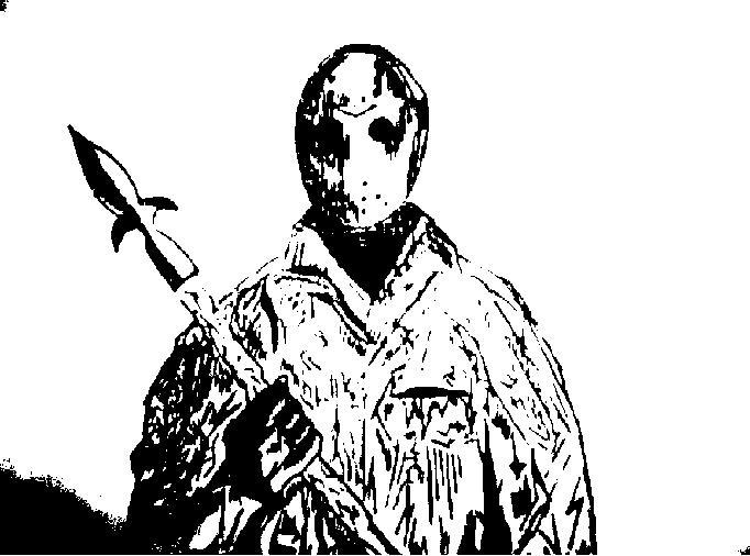 Jason Mask Coloring Coloring Pages Jason Voorhees Coloring Pages