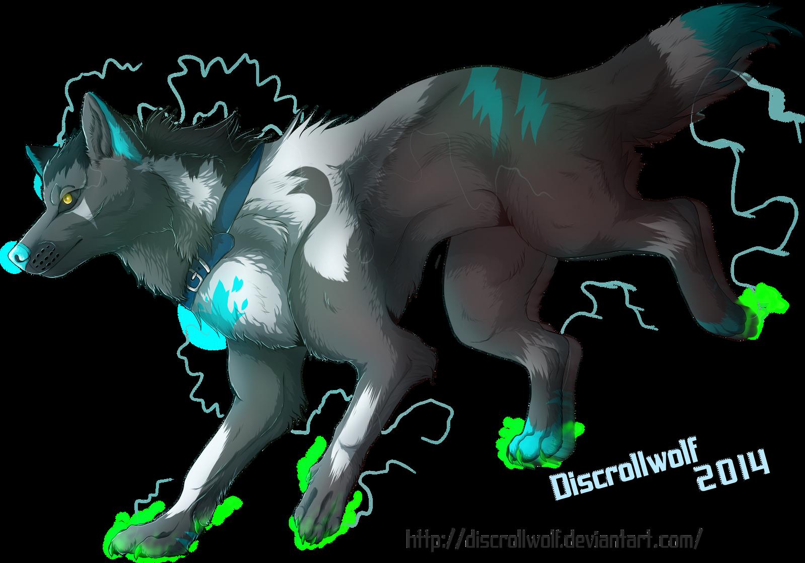 Hoogam by Discrollwolf