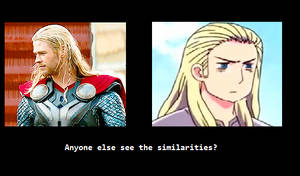 Germania and Thor!?