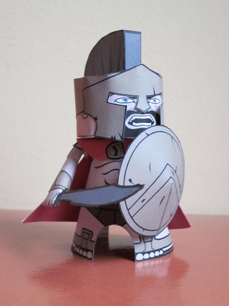 Leonidas by InmortalMind
