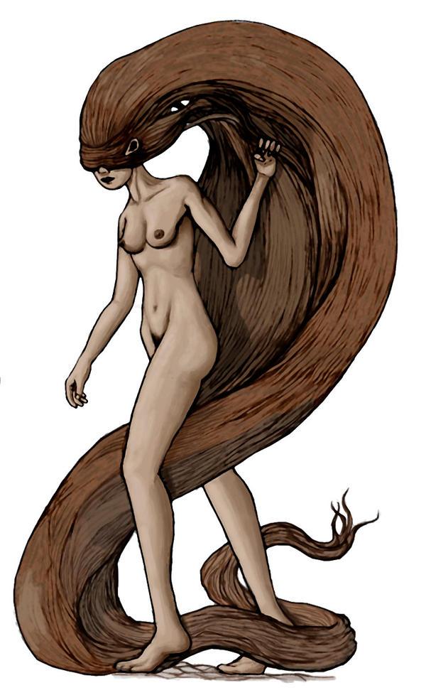 Medusa by silverhorde