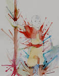 Aang color explotion