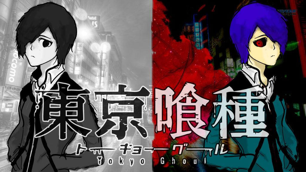 Tokyo Ghoul Wallpaper Touka Kirishima 1366x768 By