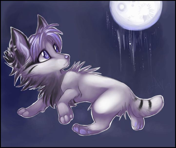 - Child of the Midnight Sun - by Luna-v
