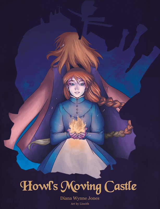 Howl's Moving Castle - cover by Lineith