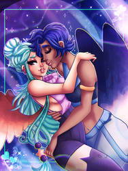 You are my Angel  by TheCoconutChild1