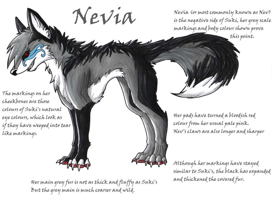 Nev reference by RedMoon97