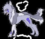 ScrappedPup Character design