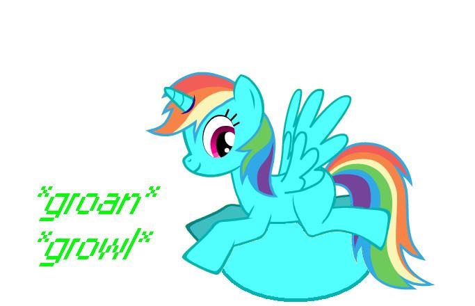 Rainbow Dash Alicorn Rainbowdash is an alicorn  byMlp Alicorn Rainbow Dash