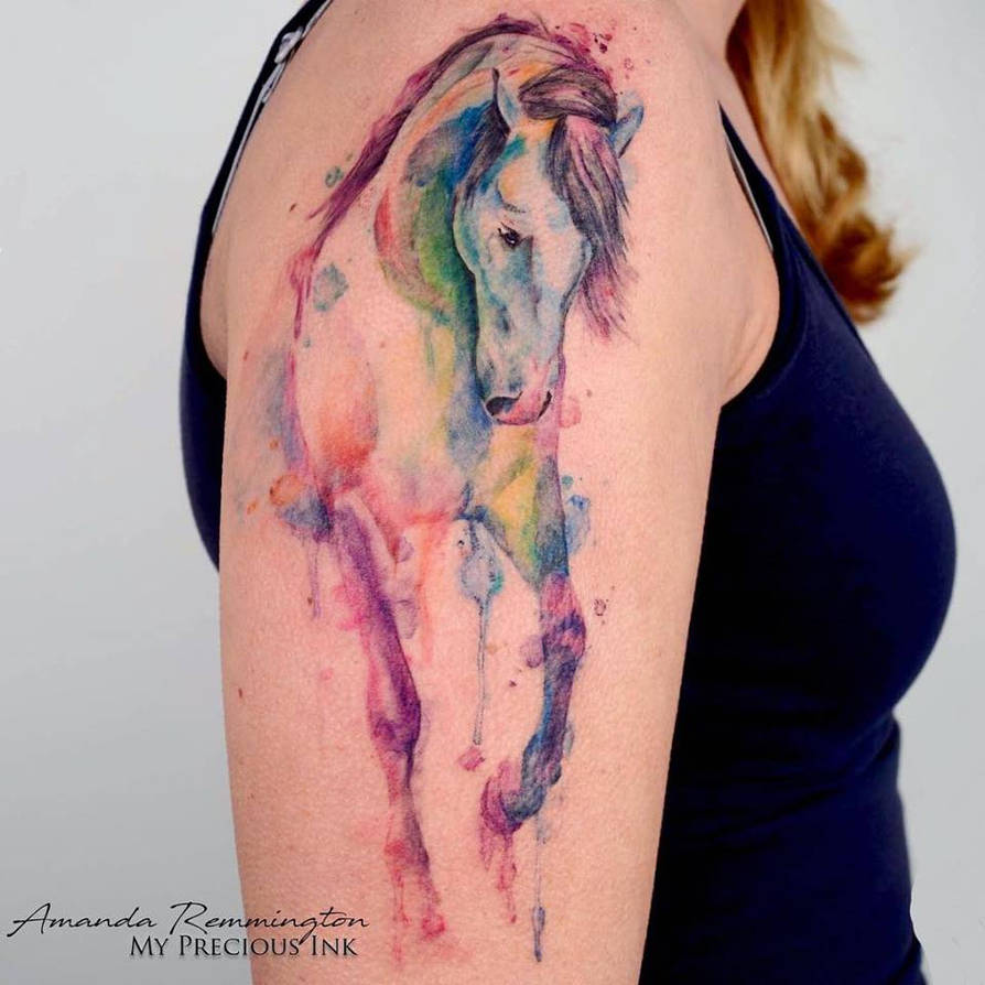 Image result for horse tattoo
