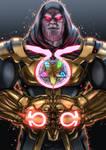 Amalgamverse OC: Thanoseid