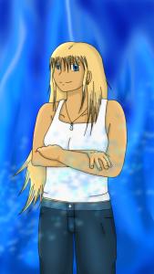 Vivi-Bluefire's Profile Picture
