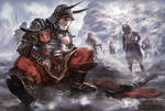 Samurais last rest