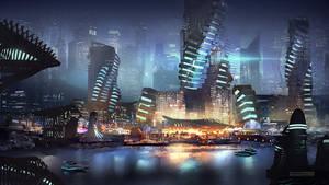 Sci-Fi Harbour