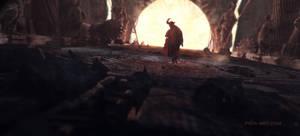 Hellboy fanart