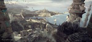 Game of Thrones: Tyrosh II - Unseen Westeros