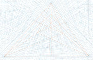 3 Point Perspective Grid by Chunk220