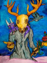 The Wanderer ... by NightDragon07