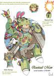 CND-005 Quetzal Man [ref]