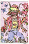 Crimson Oni by NightDragon07