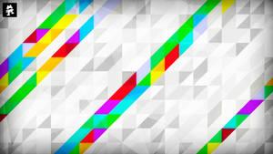 Triangle Monstercat Wallpaper