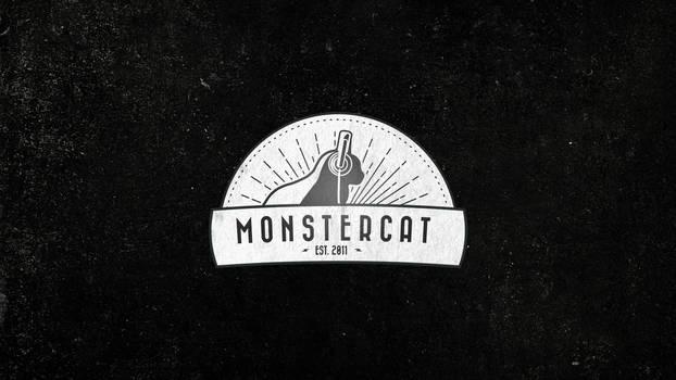 Monstercat Vintage Wallpaper