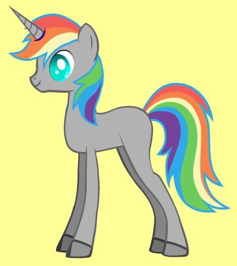 My Little Pony Robot Unicorn By Mistyfoxx244 On Deviantart