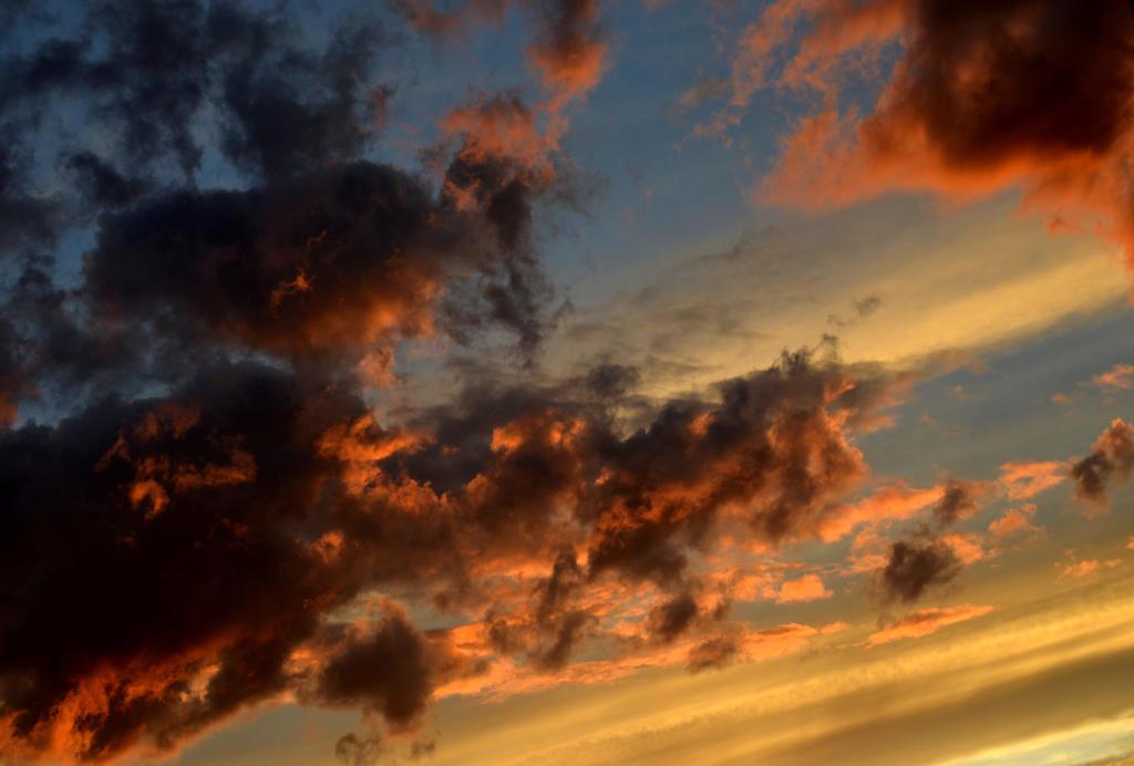 354 - Himmel nach einem Regenschauer by Cocuri