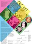 Pop Art Movement - Poster(Artboard)