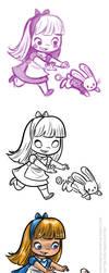 Alice process by marciolcastro